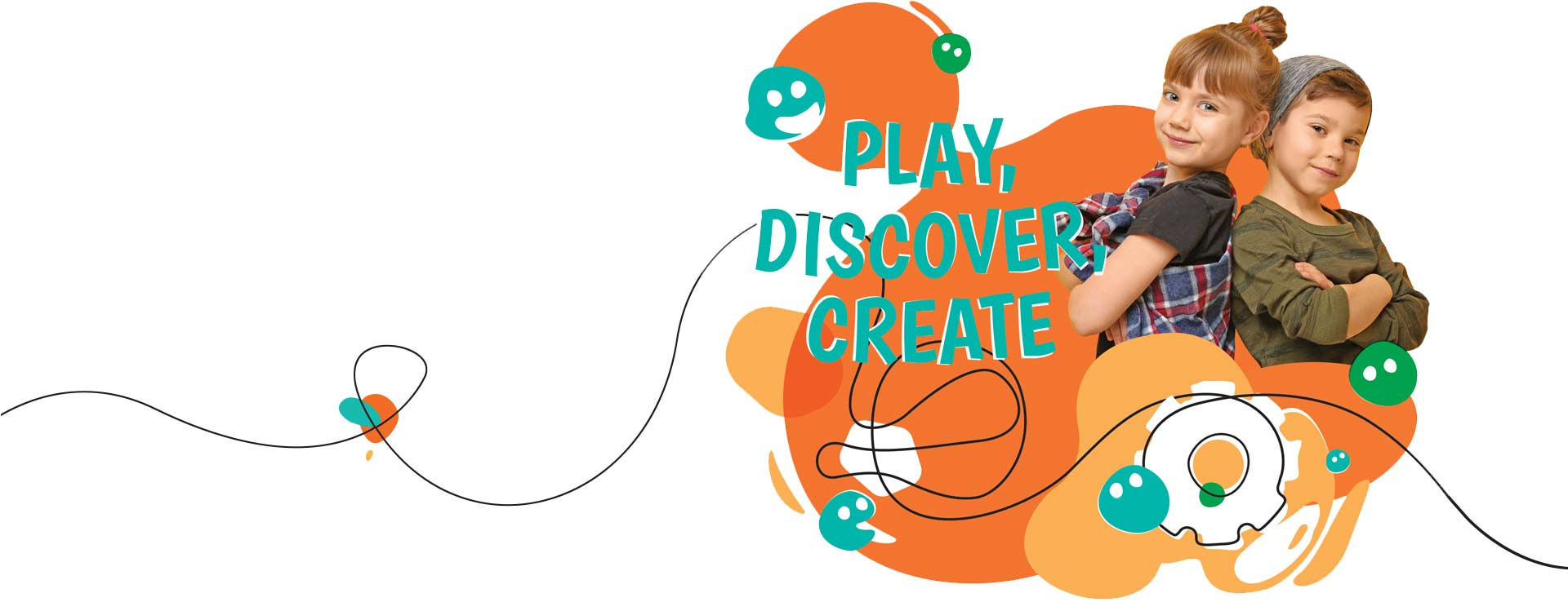 play discover create