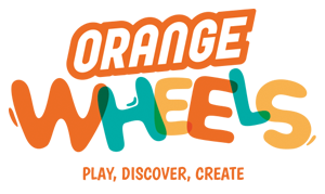 orange wheels logo